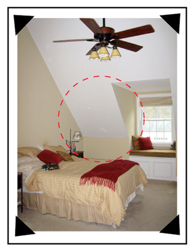 Ceilings How To Paint Sloped Ceilings Devine Colors Blog - Paint ideas for bedrooms with slanted ceilings