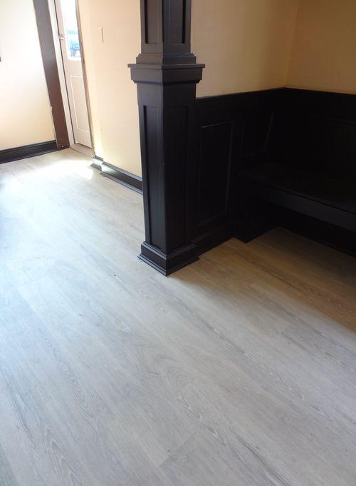 Devine Shimmer and Devine Burr Oak Floor