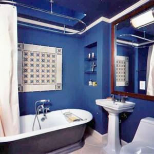 Bathrooms: Blue Paint Colors
